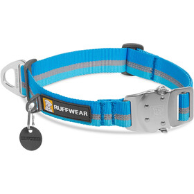 Ruffwear Top Rope Cuello, blue dusk